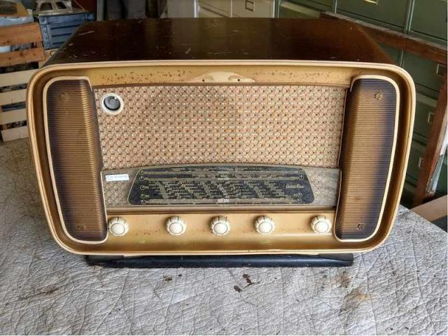 GENERAL RADIO M73