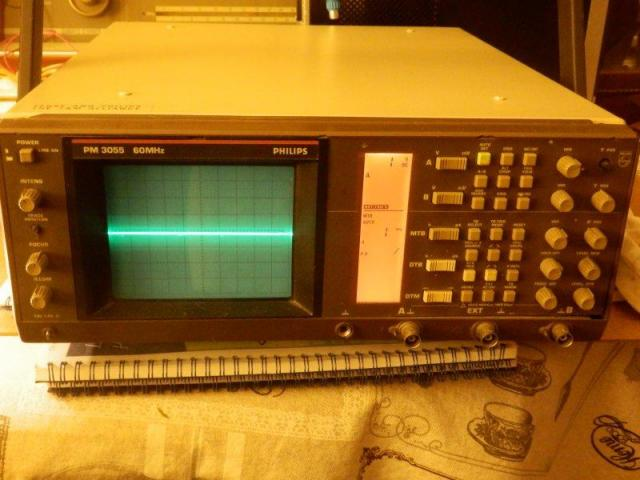 Oscilloscope PHILIPS