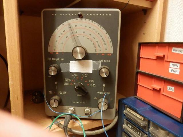 Générateur HF (vendu)