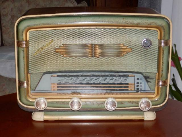 Radio VINIX (vendu)